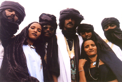 20 YEARS OF WOMEX * Tinariwen at WOMEX 2003