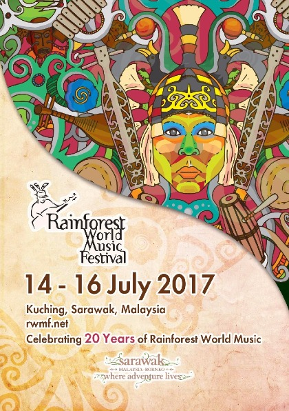 20th Edition Of Rainforest World Music Festival Damai Sarawak Malaysia Womex