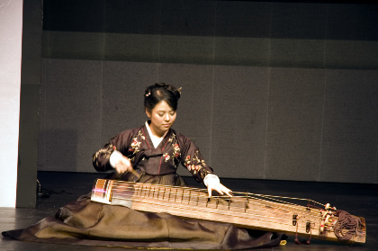 Korean Download Music on Asian Korean  Music Ensemble  Geomungo Factory