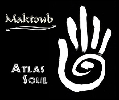 "Atlas Soul release new CD : ""Maktoub"" (Destined) on Cosmos Music"