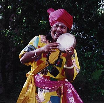 Bapi Das Baul has his new work to present
