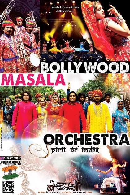 Bollywood Masala Orchestra - India Touring Europe 2016