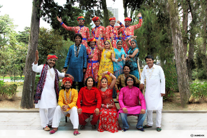 Bollywood Masala Orchestra will Perform at Ethnos Festival Italy/Belgium
