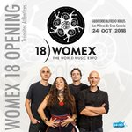 CARACOLES at WOMEX Opening 2018