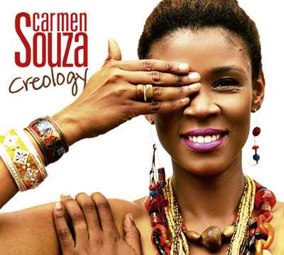 Carmen Souza NEW CD/NEW TOUR CREOLOGY