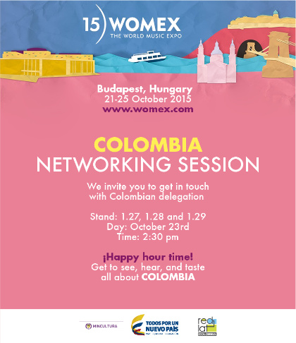 Colombia wants to meet you
