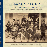 CD cover, Songs of Lesbos Island, Greece