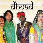 Dhoad Gypsies From Rajasthan - India