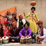 Dhoad Gypsies From Rajasthan Touring in Europe Feb to Dec 2009 .