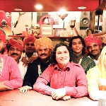 DHOAD Gypsies From Rajasthan Touring in Europe and Mexico 2016