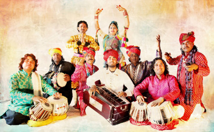 Dhoad Gypsies From Rajasthan Touring in Europe Feb to Nov 2014 .