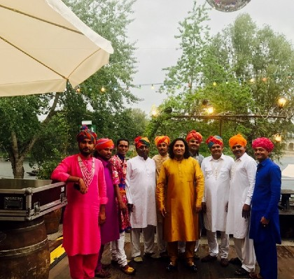 DHOAD Gypsies of Rajasthan Touring in Europe 2017/2018