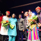 Dhoad Gypsies of rajasthan Honored by Ambassdors of India