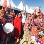 DHOAD Gypsies of Rajasthan Played for Prime Minister of France