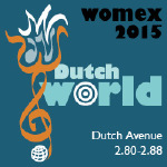 Dutch World at Womex 2015
