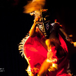 Ethnomusicology concert featuring Ballet Nimba