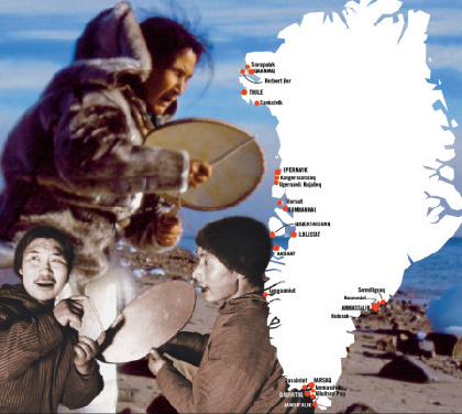 FEATURE * Traditional Greenlandic Music 1906-1989