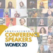 First Set of WOMEX 20 Conference Sessions