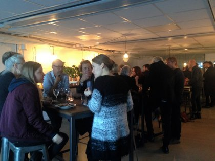 Indie Classical Network Meeting at Sound of Stockholm