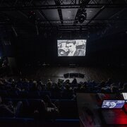 Market Screening at WOMEX 19 by Yannis Psathas