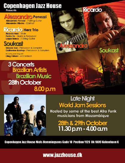 Jam Sessions At Jazzhouse Free Adm For Womexicans Womex