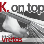 """K on Top"" New CD to be released by Alekos Vretos"