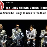 MTV Iggy features Palenke Soultribe