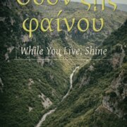 While You Live, Shine Poster