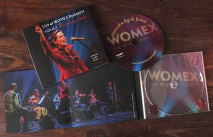New Releases - WOMEX 15 Performance Given Official Release
