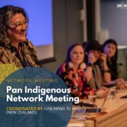 Pan Indigenous Network Meeting