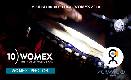 Photos from WOMEX 2010