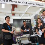 Rainforest World Music Festival - Stand A2
