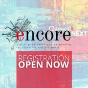 Registration Open for Classical:NEXT Encore
