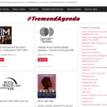 #TremendAgenda: The live world music online tremendous agenda is born!