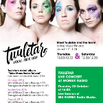 Tuuletar at Radio Concert in Womex '16 & World Music Charts