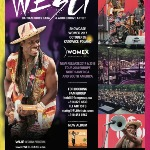 WESLI in showcase Oct 26th 00:45 at ICC - Womex 17