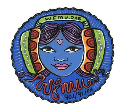 WFMU radio shows recorded at WOMEX 2007
