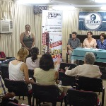 At the press conference just this Friday we had Migadalia Torres, vice president ARTEX, Alejandro Guma, vice president Cuban Music Institut (ICM), Nat