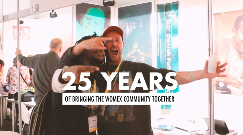 #WOMEX25Years: Celebrating The World's Most Diverse Music Meeting