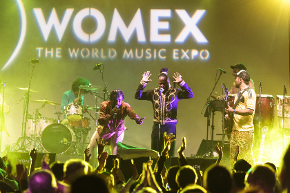 WOMEX 14 MEDIA ECHO - NPR All Things Considered on WOMEX