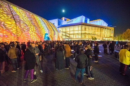 WOMEX 15 * Closing and Awards Ceremony today at Müpa, Palace of Arts