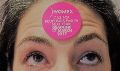 Remember - Call for Proposals Deadline Earlier This Year! - WOMEX 17