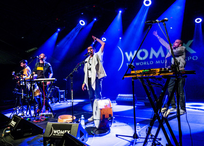 WOMEX 18 * Mark Your Calendars for WOMEX 18!