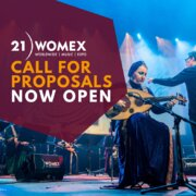 WOMEX 21 Call For Proposals NOW OPEN