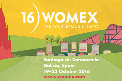 WOMEX ITINERARY * Plan Your WOMEX Year