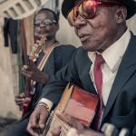 Bakolo Music International band in Kinshasa ©Tom Vantorre