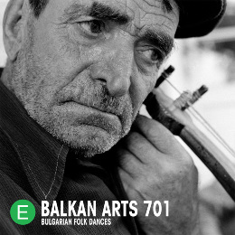 Balkan Folk Arts Series