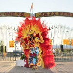 Big Chief Juan Pardo & The Golden Commanches Mardi Gras Indians