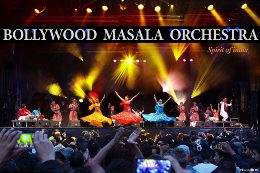 Bollywood Masala Orchestra - Spirit of India Touring in Europe, USA 2015