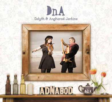 DnA: Delyth and Angharad Jenkins